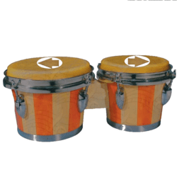 Virtual Bongo Drums