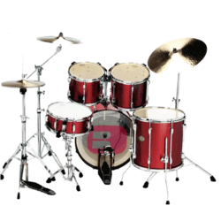 Virtual drum simulator