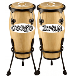 Virtual Conga Drums