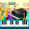 Piano Elsa And Rapunzel
